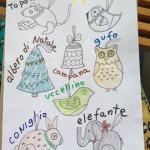 Kids learn Italian