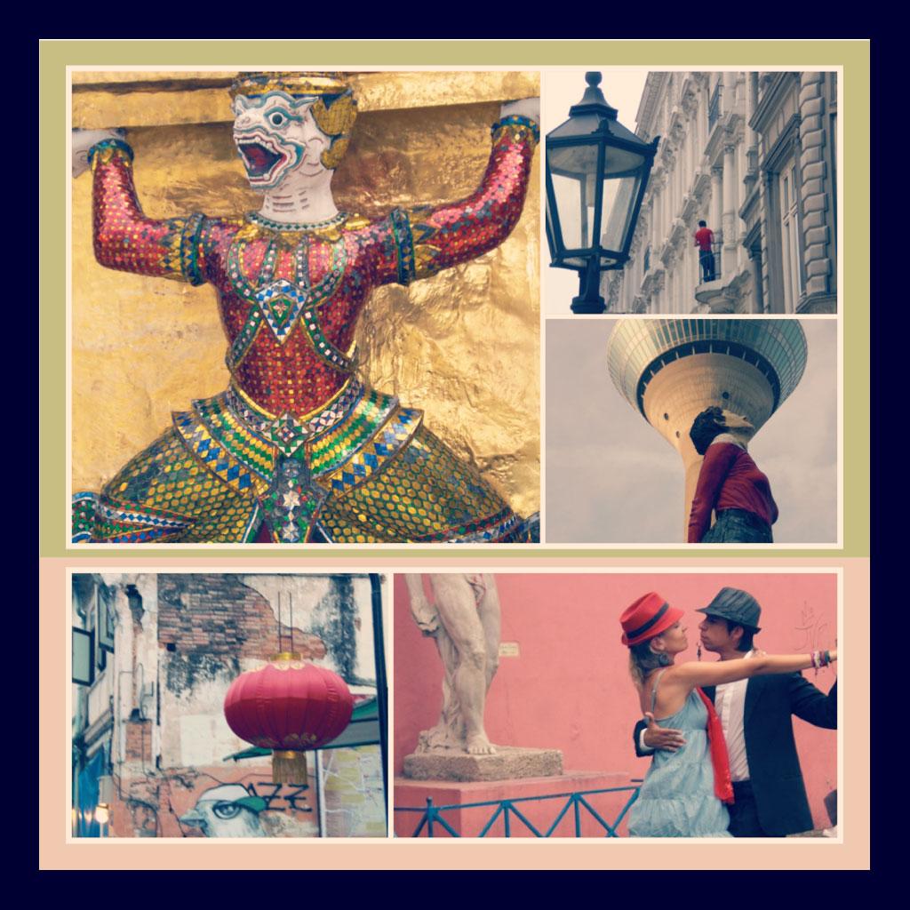 Federica's Travel Blogs