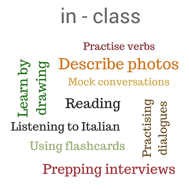 in-class-italian-lessons