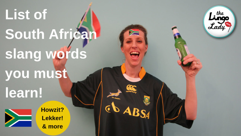 "Top South African slang words to learn before coming to the ""SA"""