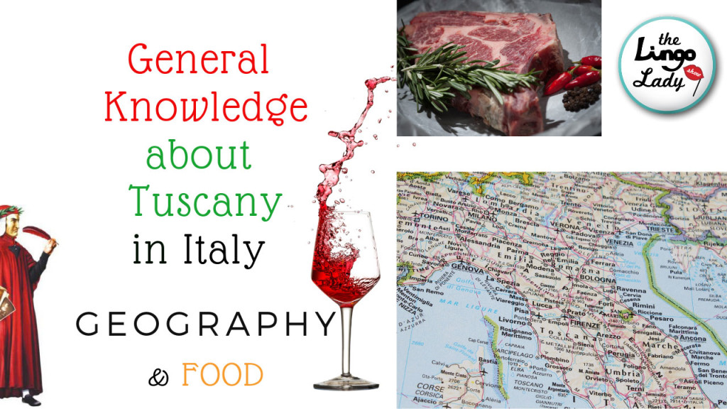 Tuscan dishes and wines