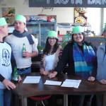 Pasta Team Event