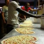 Pizza Heart Making