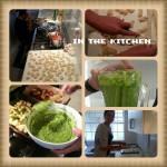 Gnocchi making at Lingo Italian School Cape Town