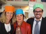 Pasta Competition Jury